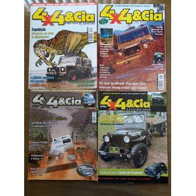 Revista 4x4ecia Land Rover 4 Revistas