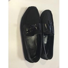 Zapatos Zara Hombre Negros Gamuza 28.5 861dbaf51e8