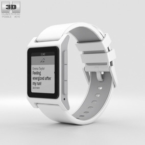 Reloj Pebble 2 Heart Smartwatch Para Iphone Android