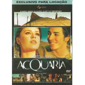 Acquaria ( Sandy & Junior ) - Dvd - Ver O Video