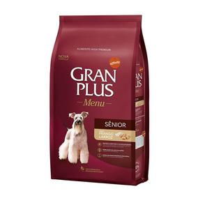 Ração Gran Plus Cães Senior 3 Kg