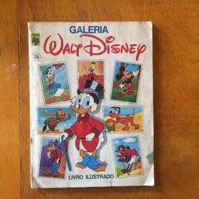 Album De Figurinhas Galeria-walt Disney 1976 Completo