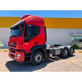 Iveco Stralis 480 6x4 Ecoline
