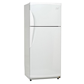 Heladera Con Freezer Cíclica Gafa Hgf357aw Blanca 281 Lts.
