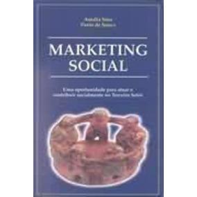 Livro Marketing Social Amalia Sina E Paulo De Souza