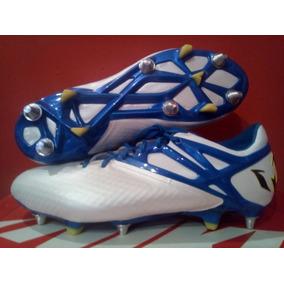 Botines Adidas Messi - Botines Adidas Blanco en Mercado Libre Argentina 639021157151f