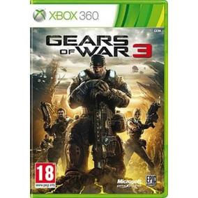 Jogo Gears Of War 3 Midia Digital Xbox 360