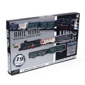 Trenzinho Eletrico Ferrorama Rail King