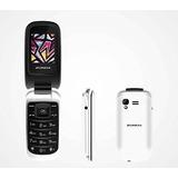 Celular Zonda Flip Zm120 16gb Dual Sim Nuevo Libre