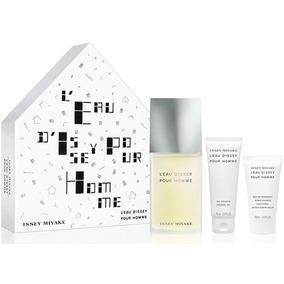 Perfume Estuche Issey Miyake - Caballero