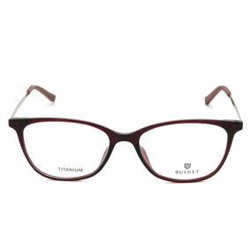 c2ab31b6263a9 Oculos Da Bulget Vermelha De Grau - Óculos no Mercado Livre Brasil