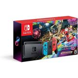 Nintendo Switch Mario Kart Edition Sellada Garantía Nuevo