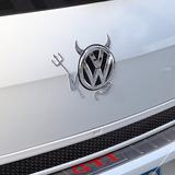 Independiente Diablo Rojo Calco Volkswagen Cai 3d