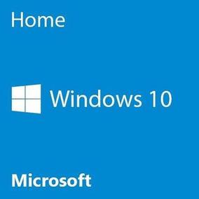 Windows 10 Home 64 Bits Ativado