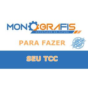 Monografis - Orientador Tcc. Leia Mais!