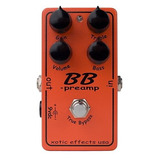 Pedal Xotic Bb Preamp Made In Usa Nuevo - Hasta 12 Cuotas