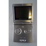 Espectaculares Game Boy Advance Sp-001 Gris+juego De Regalo