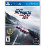 Need For Speed Rivals - Digital - Ps4 - Manvicio Store