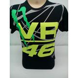 Camiseta Monster Big 46 Valentino Rossi Motogp