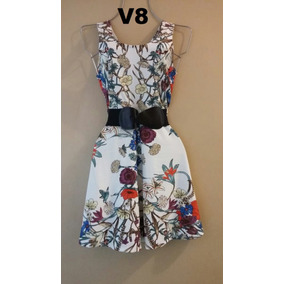 Paquete De 2 Preciosos Vestidos Para Dama, Envio Gratis