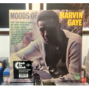Lp Marvin Gaye - Mods Of Marvin Gaye (novo, Importado)