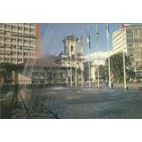 Nfu-8588 - Postal Nova Friburgo, R J - Praça Getulio Vargas
