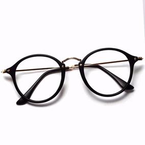 7511f69613b57 Oculos Redondos Masculinos - Óculos no Mercado Livre Brasil