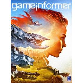 Hq Revista Gameinformer Edição N°2 Editora Europa