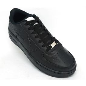 Tenis Nike Air Force 1 07 Preto Unissex