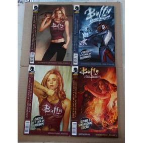 Buffy A Caça-vampiros! Vários! Panini 2008! R$ 10,00 Cada!