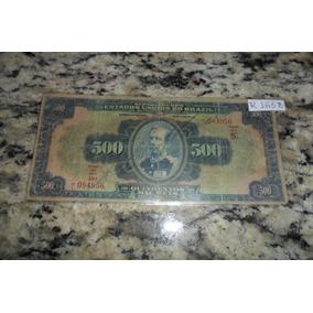 Cédula De 500 Quinhentos Mil Réis R 163b - 1932 Bc/mbc.