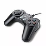 Kit 3 Controles Joypad Game Para Pc Multilaser Preto