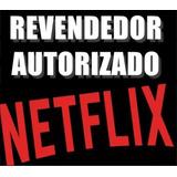 Cartão Pre-pago Presente Netflix R$ 10,00 Conta