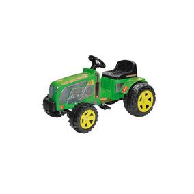 Mini Trator Agrícola Á Pedal Com Som Até 35 Kg Meninos 309