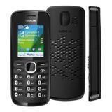 Celular Desbloqueado Nokia 110 Preto Dual Chip (usado) Desb