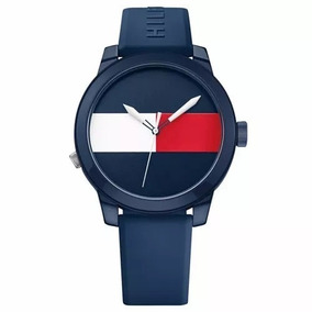 Relógio Tommy 1791322 Azul + Garantia + Frete Grátis