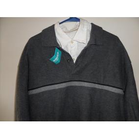 c1eed002fbb1e Sweater Sport Izod De Lacoste 100% Algodón Talla Xl