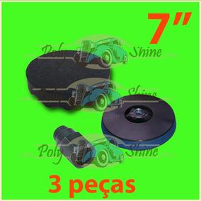 Boina Espuma 7 Polegadas - Limpeza Automotiva no Mercado Livre Brasil ffe87f97bc6