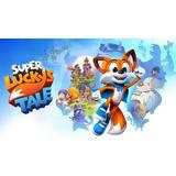 Super Lucky Tale Videojuego Xbox One 4k Oferta