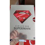 Dvd Coleção Superman