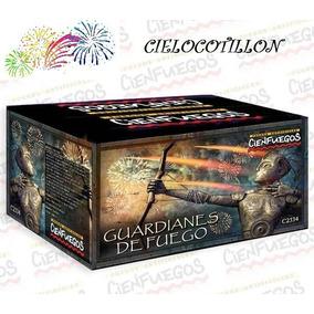 Torta Guardianes De Fuego - Cienfuegos - Fuegos Artificiales