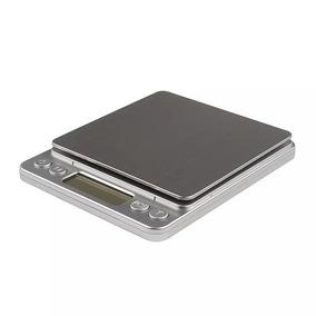 Balança Digital Alta Precisão 0.1g A 2000g 2kg Calibrada