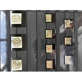Coleção De Selos Brasil Império Completa. Luxo Total.