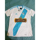 Oferta Camiseta adidas Sporting Cristal 2017 Con Detalle 808c4198a849f