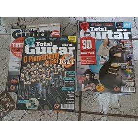 Revistas Total Guitar Todas As Edições Preço Por Unidade