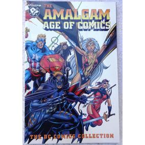 The Amalgam Age Of Comics - The Dc Comics Collection - 1996