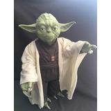 Joda Star War Figura Coleccionable Tamaño Real 46 Cm