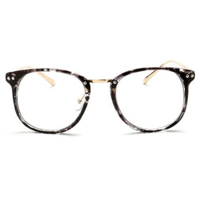 Oculos Redondo Transparente Vintage Grau - Óculos no Mercado Livre ... 3860eb4ed7