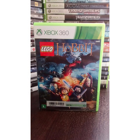 Lego Hobbit Xbox 360 Original Envio Imediato