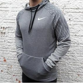 Canguru Nike Fleece Moletinho Cinza Original 14d6adf68be6c